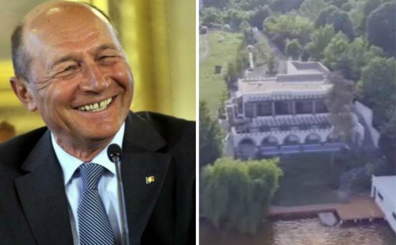 Fiica lui Traian Băsescu trăiește într-un palat complet alb și imens de 1.5 milioane de euro! Uite cum arată: