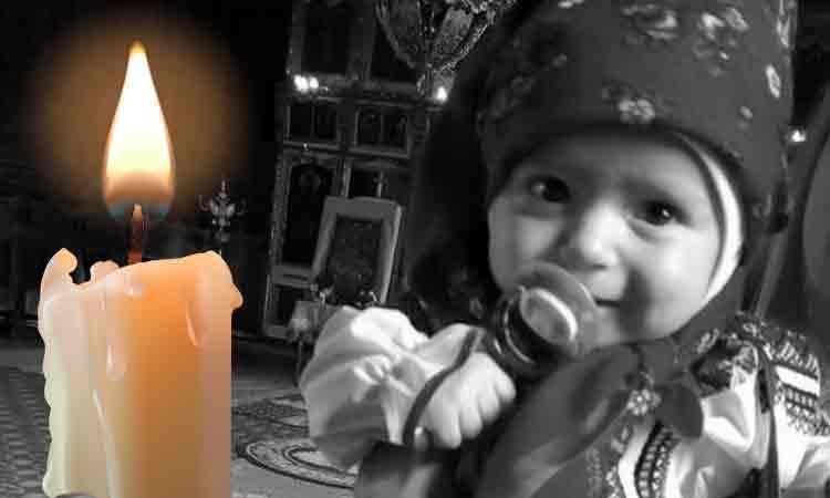 Fetita de 5 luni din Focsani s-a stins cu zile din vina medicilor. Cu lacrimi in ochi, mama da primele declaratii. Drum lin, ingeras