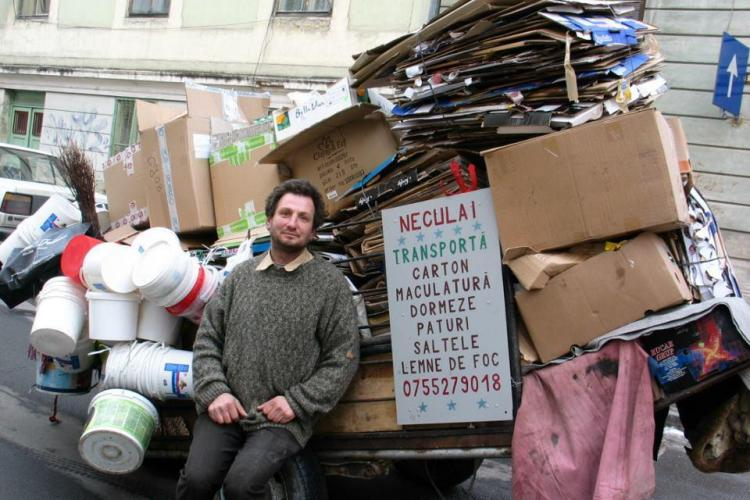 Povestea impresionantă a unui om al străzii din Cluj