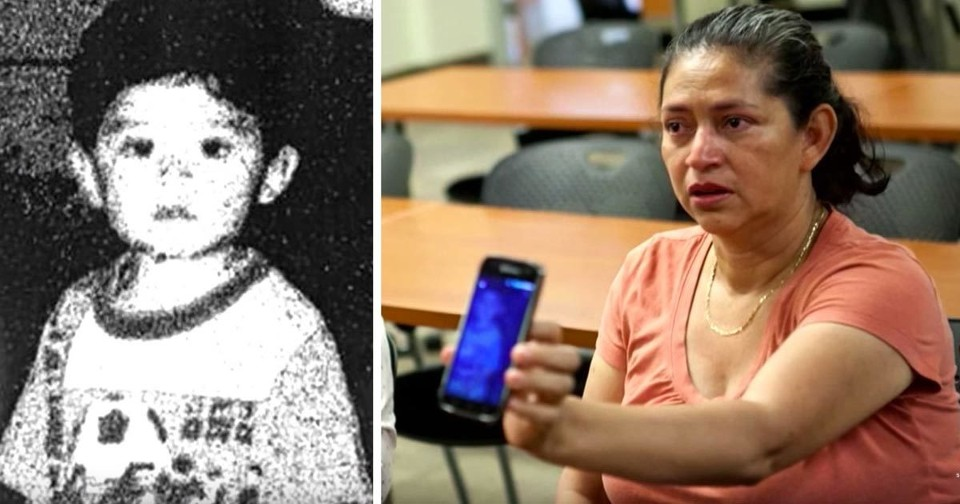 """Fiul ei dispăruse în 1995, fusese răpit, dar 21 de ani mai târziu a primit un telefon care i-a schimbat viața. a Început să plângă în hohote: ,,Sunați la poliție!"""". Uite cine era la telefon și ce i-a zis:"""