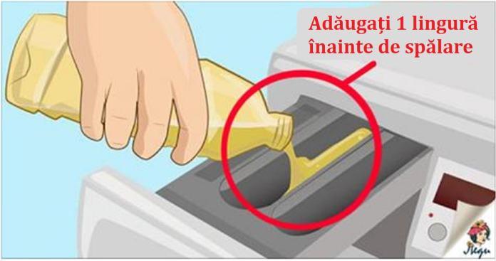 Această metodă de spălare o cunosc foarte puțini! De când am descoperit acest truc, lenjeria mea este imaculată și plăcut mirositoare!