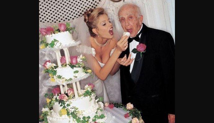 """Această tânără de 25 de ani s-a căsătorit cu un bătrân de 85, dar ce s-a întâmplat în noaptea nunții ei a făcut-o să țipe: """"Așa ceva nu e posibil!"""" Dumnezeule, cine se putea aștepta la așa ceva?"""