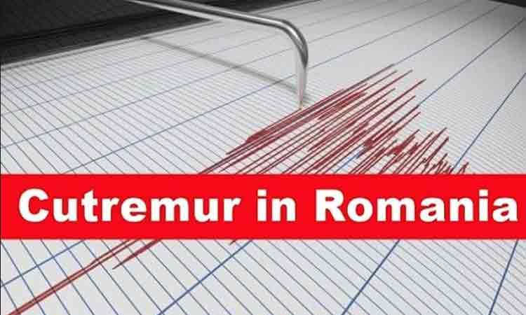 ULTIMA ORA: Cutremur neobisnuit in Romania! Unde a avut loc si ce magnitudine a avut