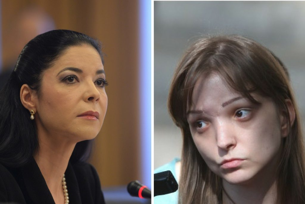 """Fiicele lui Corneliu Vadim Tudor, ruinate de Ana Birchall: """"Doamna ministru ne-a luat tot"""""""