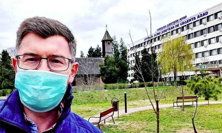 Marturia pacientului 102 vindecat de coronavirus: Ar fi foarte important ca lumea sa afle si sa inteleaga ca exista speranta