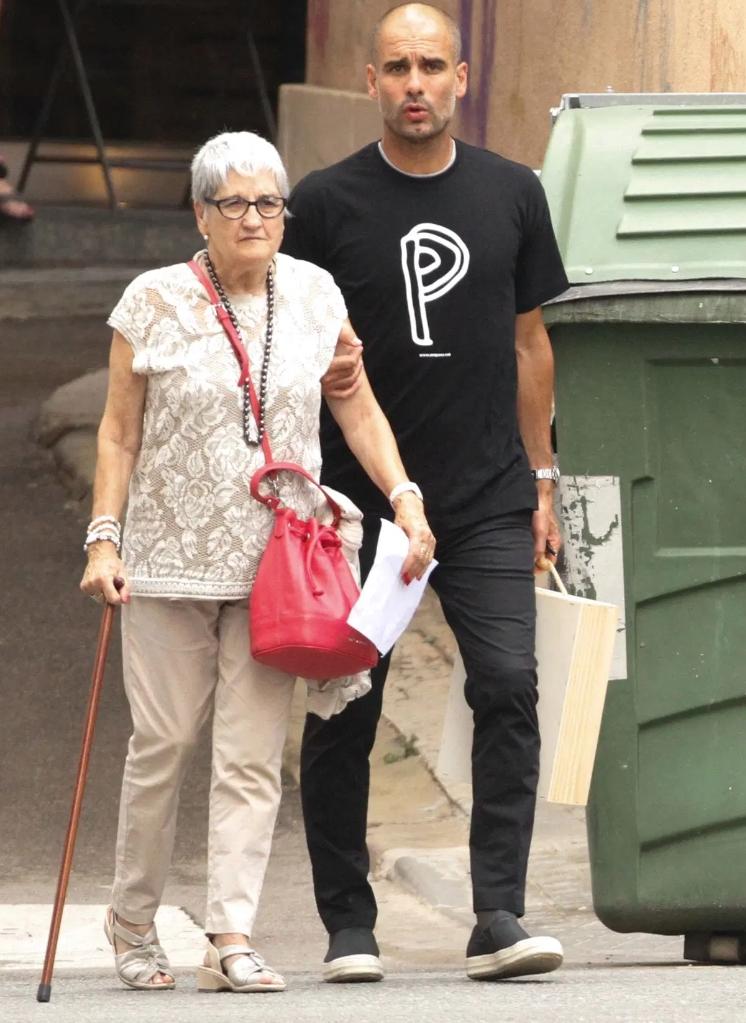 Mama lui Josep Guardiola, unul dintre cei mai titrați antrenori din fotbal, a murit de coronavirus la 82 de ani