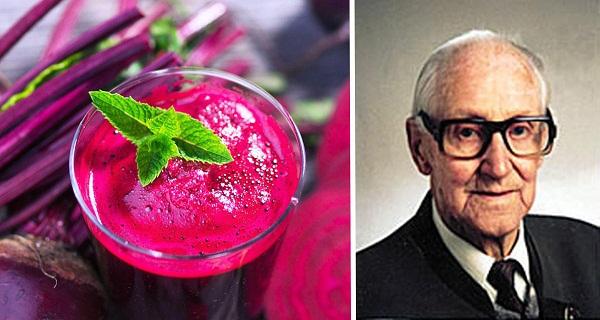 Sucul unui medic naturopat austriac ucide celulele canceroase in 42 de zile. A vindecat de cancer peste 45.000 de oameni