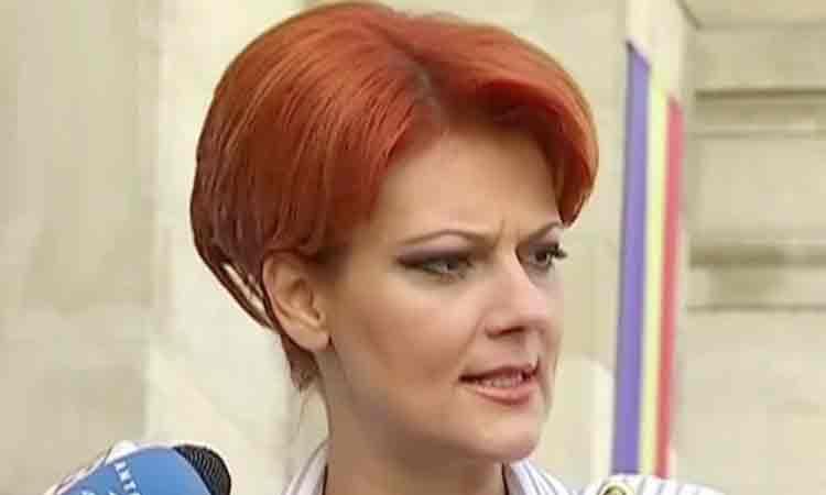 """Atac dur lansat de Lia Olguta Vasilescu: """"De unde cifrele prezentate zilnic de Grupul de Comunicare Strategica"""