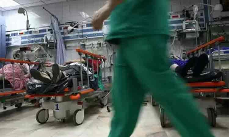 Un nou focar la unul dintre cele mai mari spitale din Romania