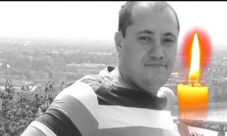 Ionut Buta, Seful Serviciului Urbanism din Primaria Panciu, a pierdut lupta cu noul virus, la 34 de ani